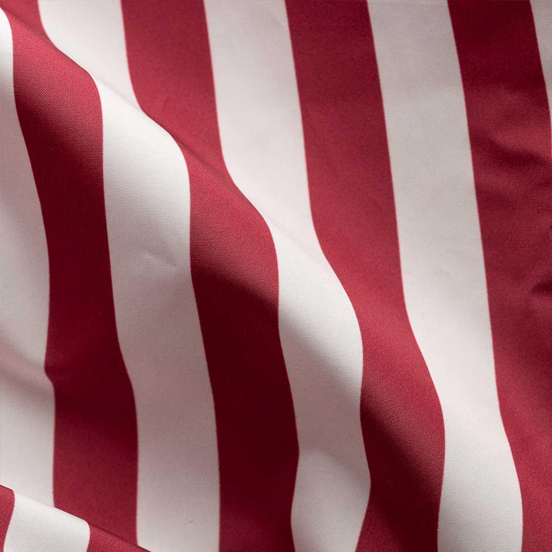 red stripes swim short e