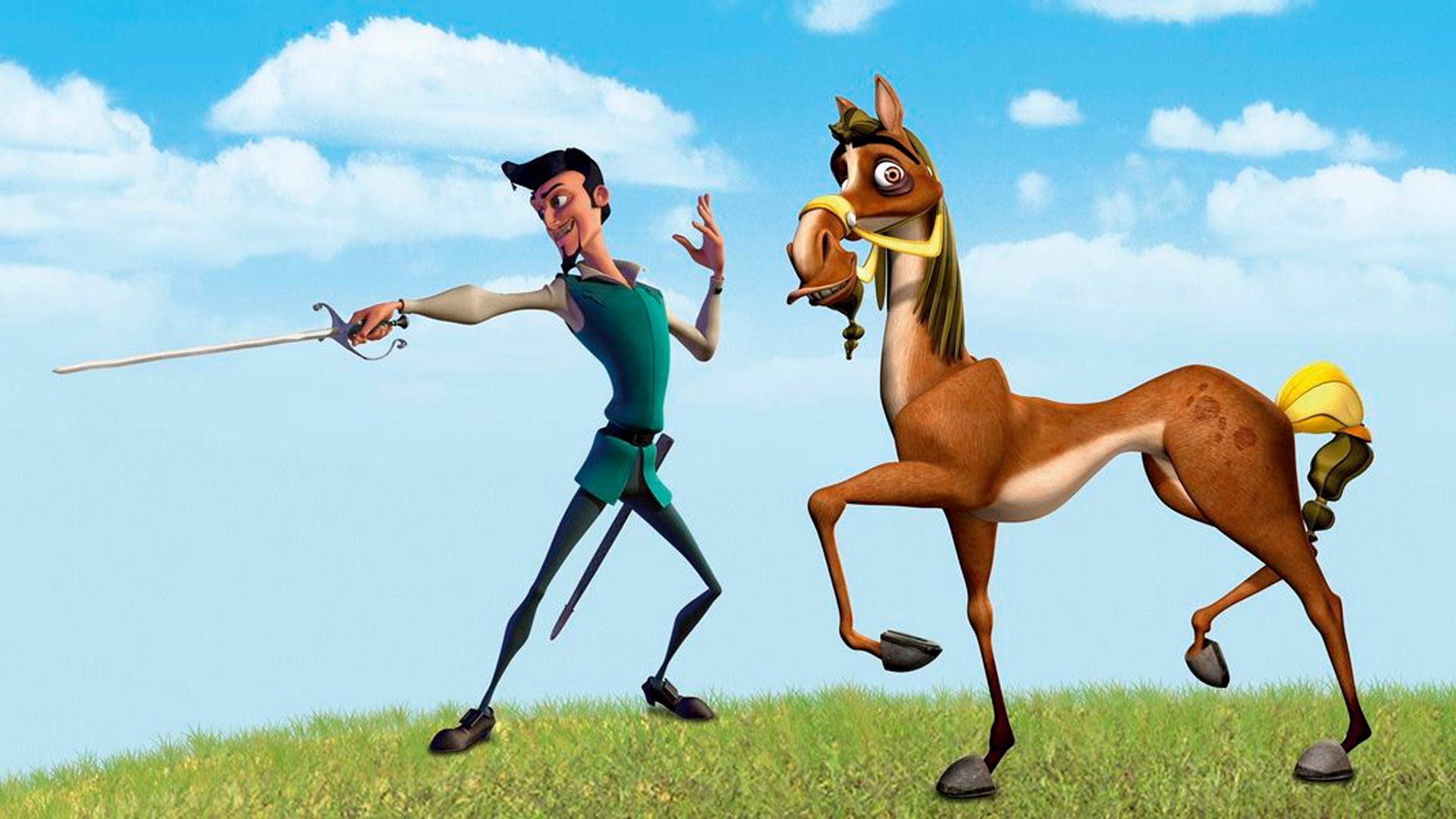 Donkey Xote – Sempre Avantes Covardes