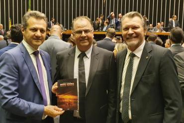 Presidente da ABCCC vai a Brasília captar apoio à Nova Arena do Cavalo Crioulo