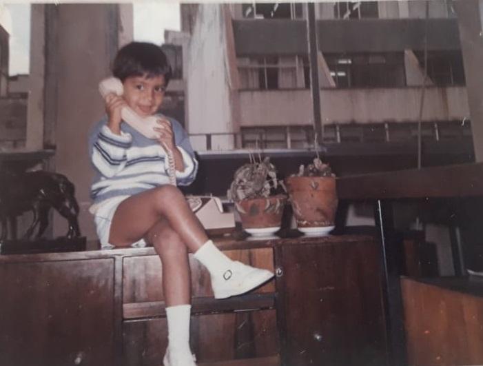 Adriana Leal já brincava que trabalhava na ABCCMM desde pequena