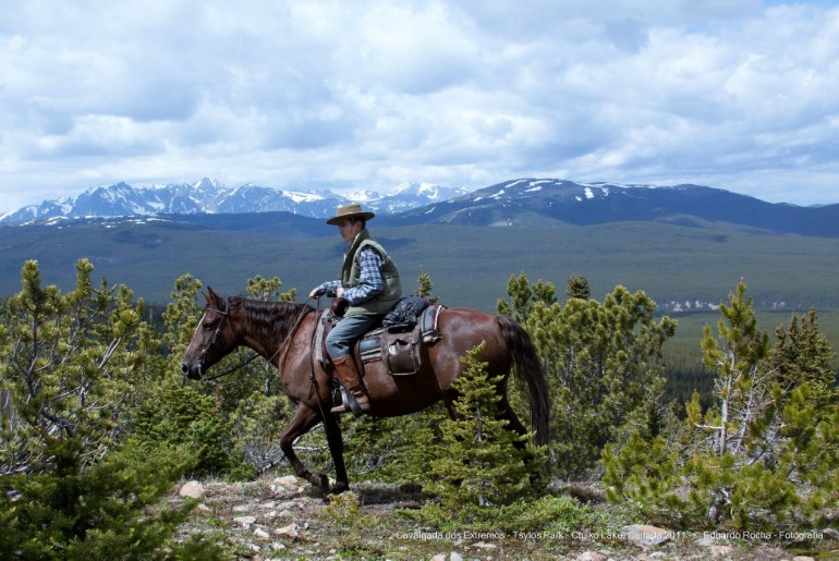 Dando continuidade à serie do livro Cavalgar Nossa Paixão