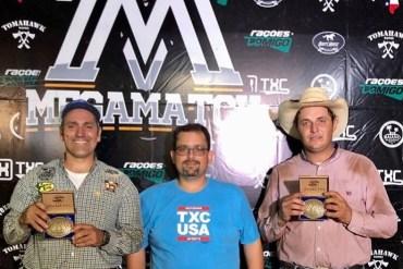 Mais de R$ 73 mil em prêmios no Mega Match TA.Prova com formato enxuto, bom custo x benefício para os laçadores