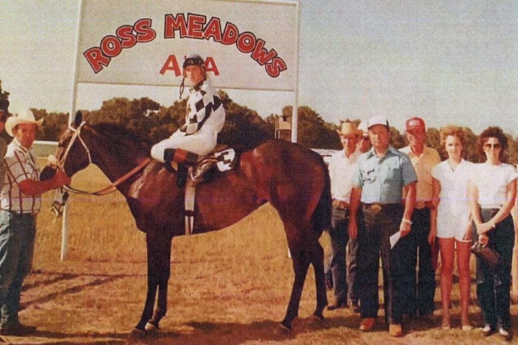 Há 50 anos, Jerriel Betts cria cavalos Quarto de Milha