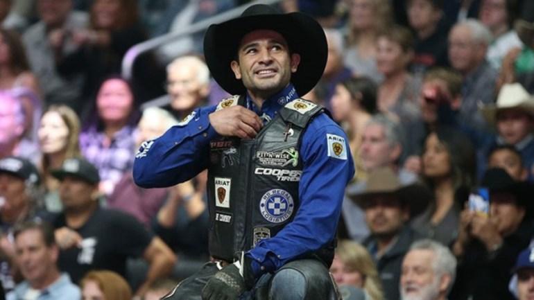 Vice no Iron Cowboy dá a João Ricardo Vieira a liderança da PBR