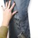 DIY que irá transformar aquele seu jeans velho