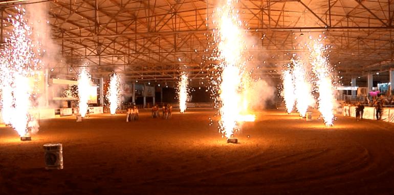 Das arenas para as pistas oficiais ANTT Barrel Show