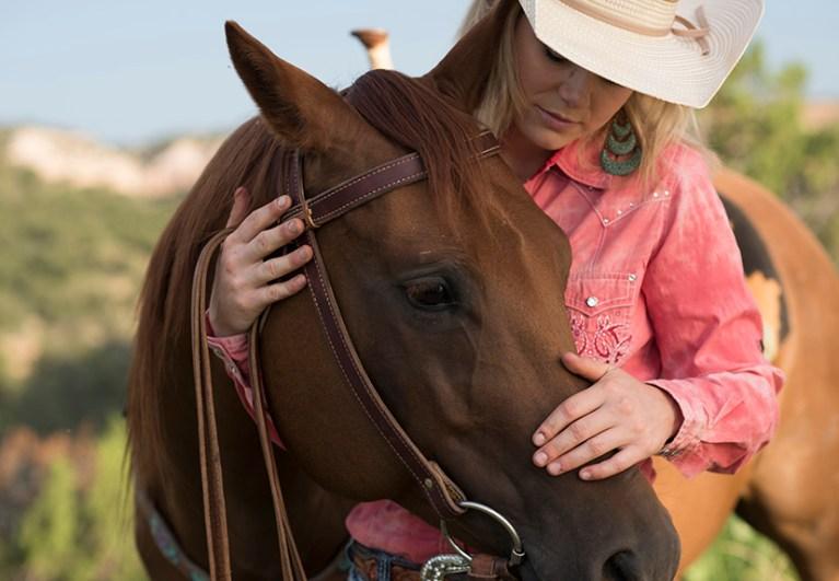 10 coisas para fazer com seu cavalo quando você está estressado