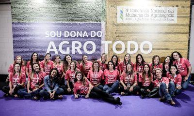 5º Congresso Nacional das Mulheres do Agronegócio mantém data Evento será nos dias 27 e 28 de outubro, no Transamerica Expo Center, em São Paulo