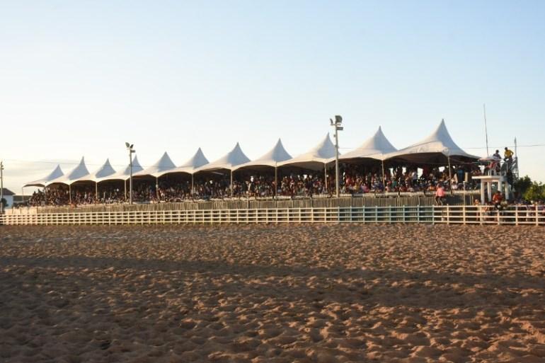 Campeonato Portal Vaquejada realiza etapa no Parque Quandú