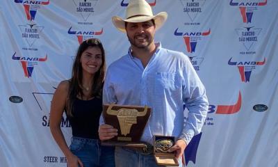 Fernando Costa é campeão da 1ª etapa da ANB 2020