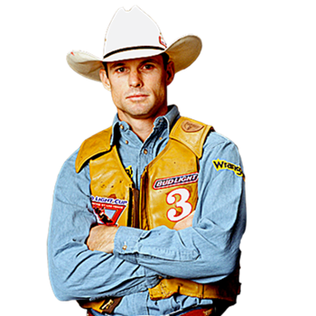 Já aposentado das arenas como competidor, o australiano Troy Dunn também venceu duas vezes a etapa Las Vegas da PBR World Finals
