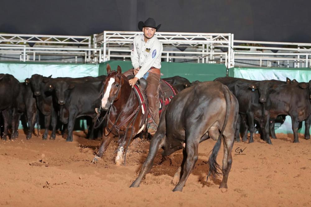 Juninho Araújo está entre os maiores ganhadores da Apartação