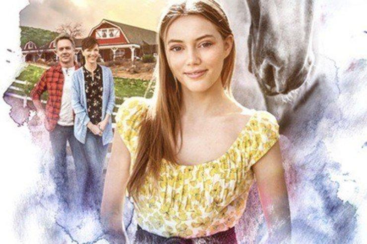 Hope Ranch: com a ajuda de seu majestoso cavalo, uma viúva e sua filha tramam um plano para salvar o rancho da família depois da morte do pai