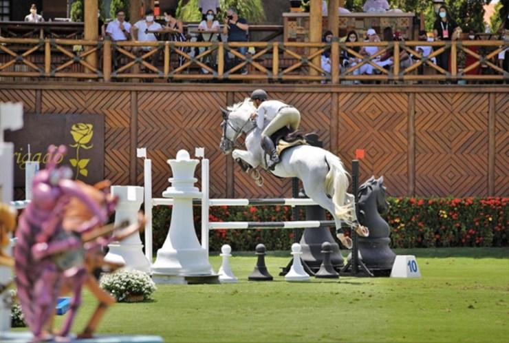 A sétima semana do Winter Equestrian Festival contou com bons resultados dos brasileiros; Nelson Pessoa integra novo Conselho Técnico da CBH