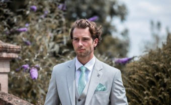 The Grey Suit