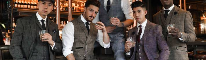 Fashion Bloggers become Gangster with House of Cavani