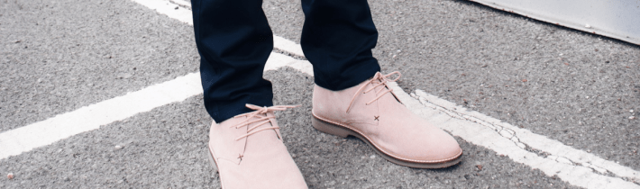 Sahara Suede – Caring for your shoes this summer