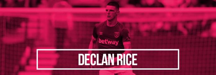 Declan Rice Porträt