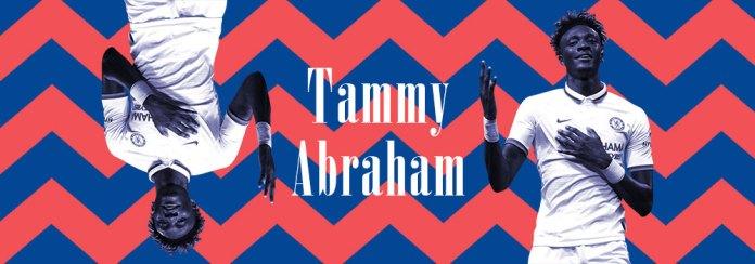 Tammy Abraham Porträt