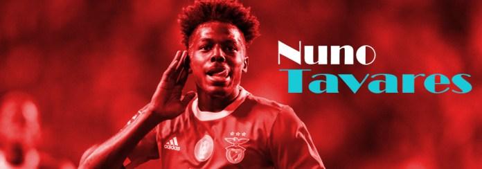 Nuno Tavares Benfica Lissabon