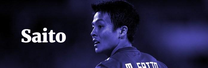 Koki Saito Porträt