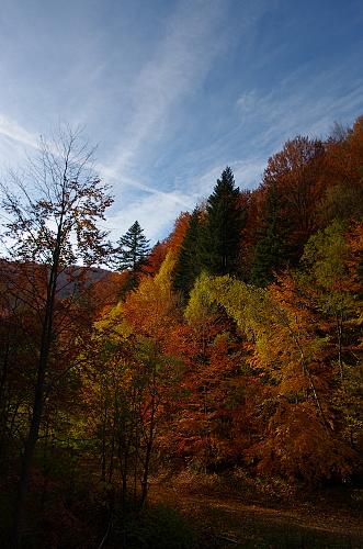 farby Čergova