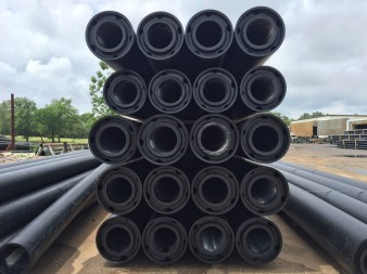 HDPE Dual Containment