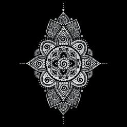 Tatuaggio_Gioiello_Temporaneo_Argento_Schiena_17C-001-31SILVER