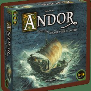 Andor Voyage vers le Nord (extension)