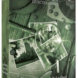 Sherlock Holmes : Detective Conseil – Les francs-tireurs de Baker Street
