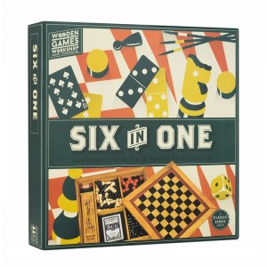 Coffrets 6 jeux – Six in One