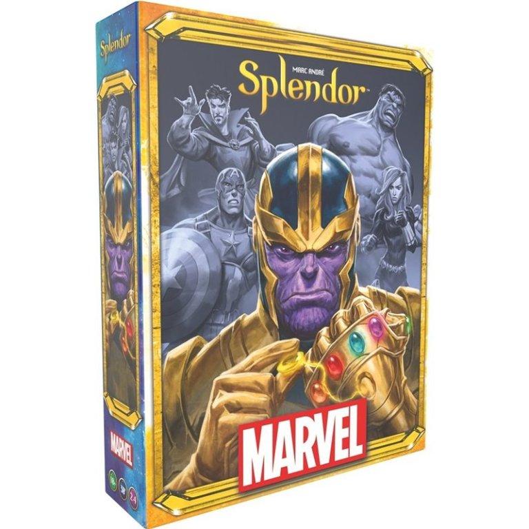 Read more about the article Les Super-Héros de l'univers Marvel à la rencontre de Splendor
