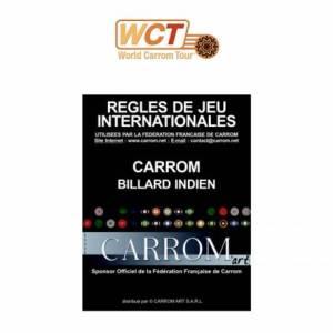 Règles de jeu Carrom