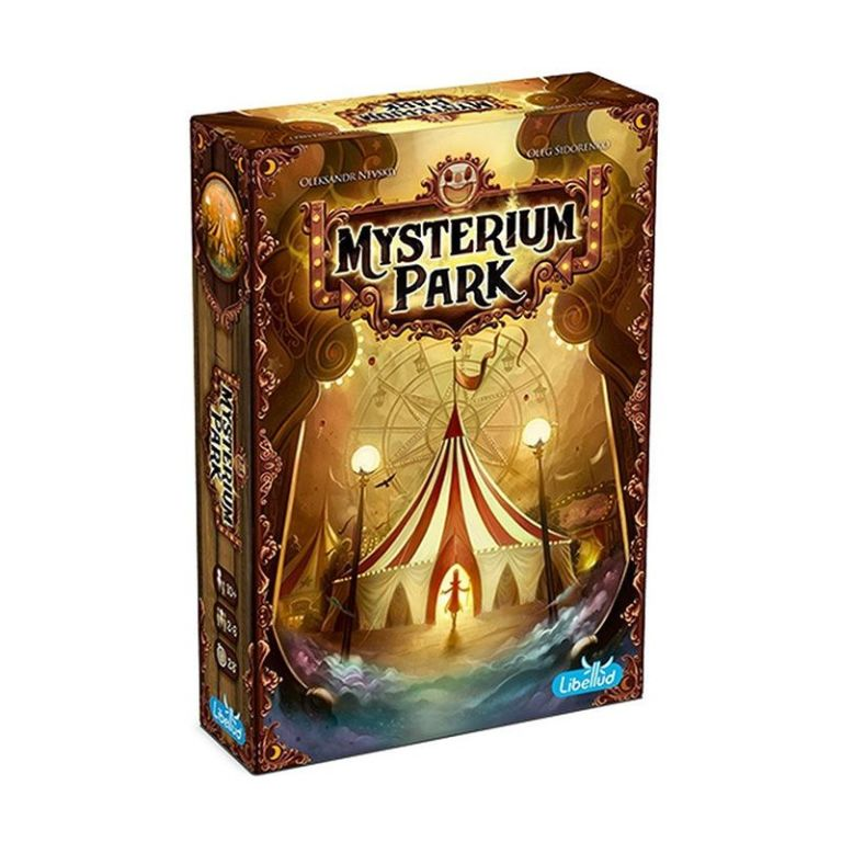 Mysterium Park et ses sombres secrets