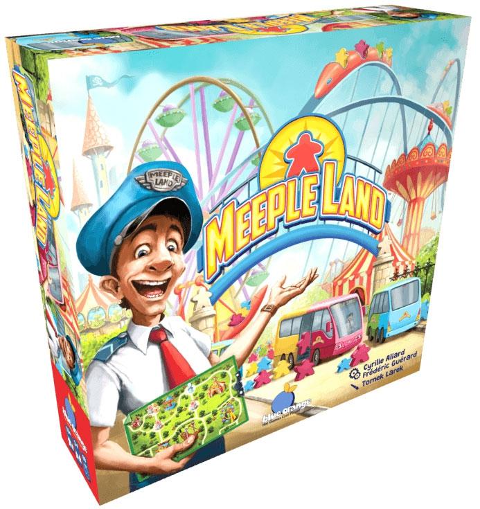 Read more about the article Construisez votre parc d'attractions avec Meeple Land