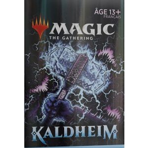 Magic the Gathering Kaldheim booster collector – Français