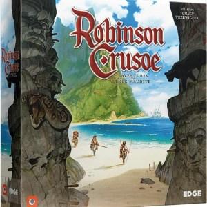 Robinson Crusoé : Aventures sur l'Île Maudite