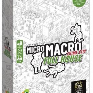 MicroMacro Crime City – Full House