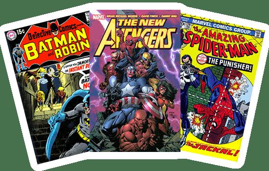 Cave Comics
