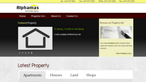 Alphamas Real Estate Agency
