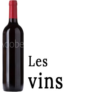 pave les vins - Les vins - Blancs
