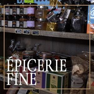 pave Epicerie fine - Bienvenue