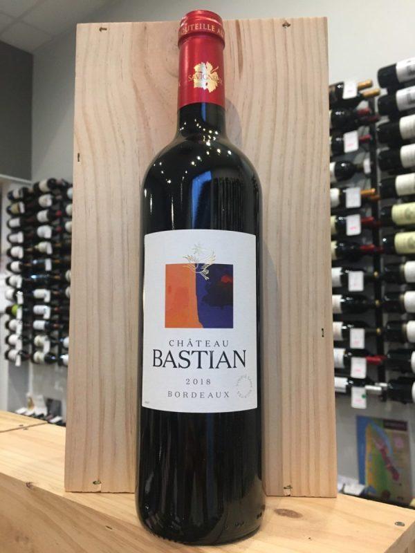 BASTIAN 2018 rotated - Château Bastian 2018 - Bordeaux 75cl