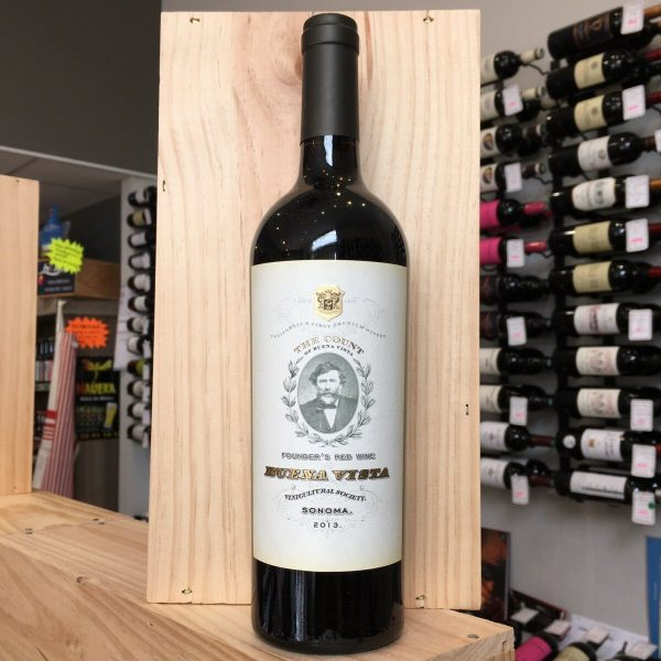 THE COUNT 2013 rotated - Buena Vista The Count 2013 - Californie 75cl