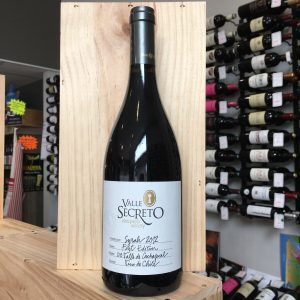 VALLE SECRETO 2012 rotated - Valle Secreto Syrah 2012 - Chili 75cl