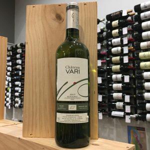 VARI BL 17 rotated - Château Vari 2017 - Bergerac BIO 75cl
