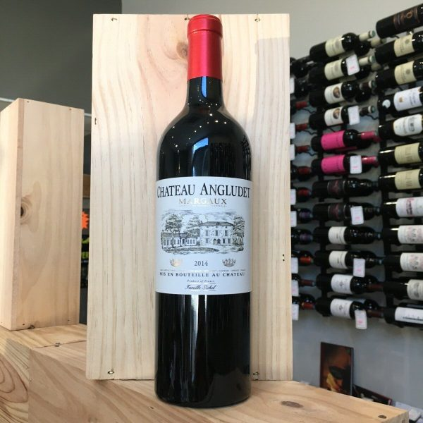 angludet rotated - Château Angludet 2014 - Margaux 75 cl