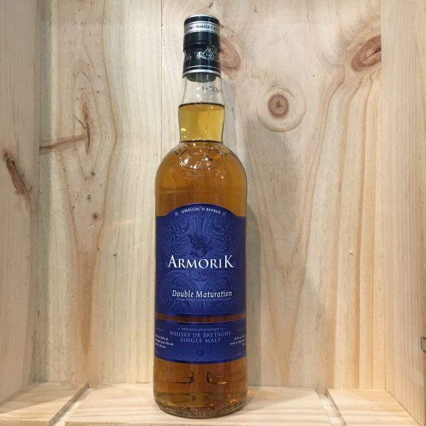 armorik rotated - Armorik Double Maturation - Single Malt Whisky 70cl