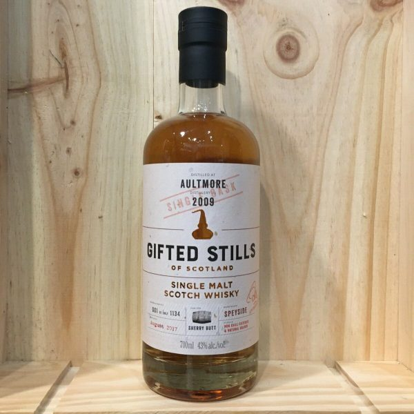 aultmore gs rotated - Gifted Stills - Aultmore 2009 - Single Malt Whisky 70cl