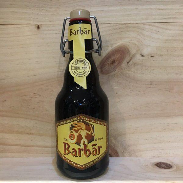 barbar11 rotated - Barbar au miel 33 cl - bière blonde